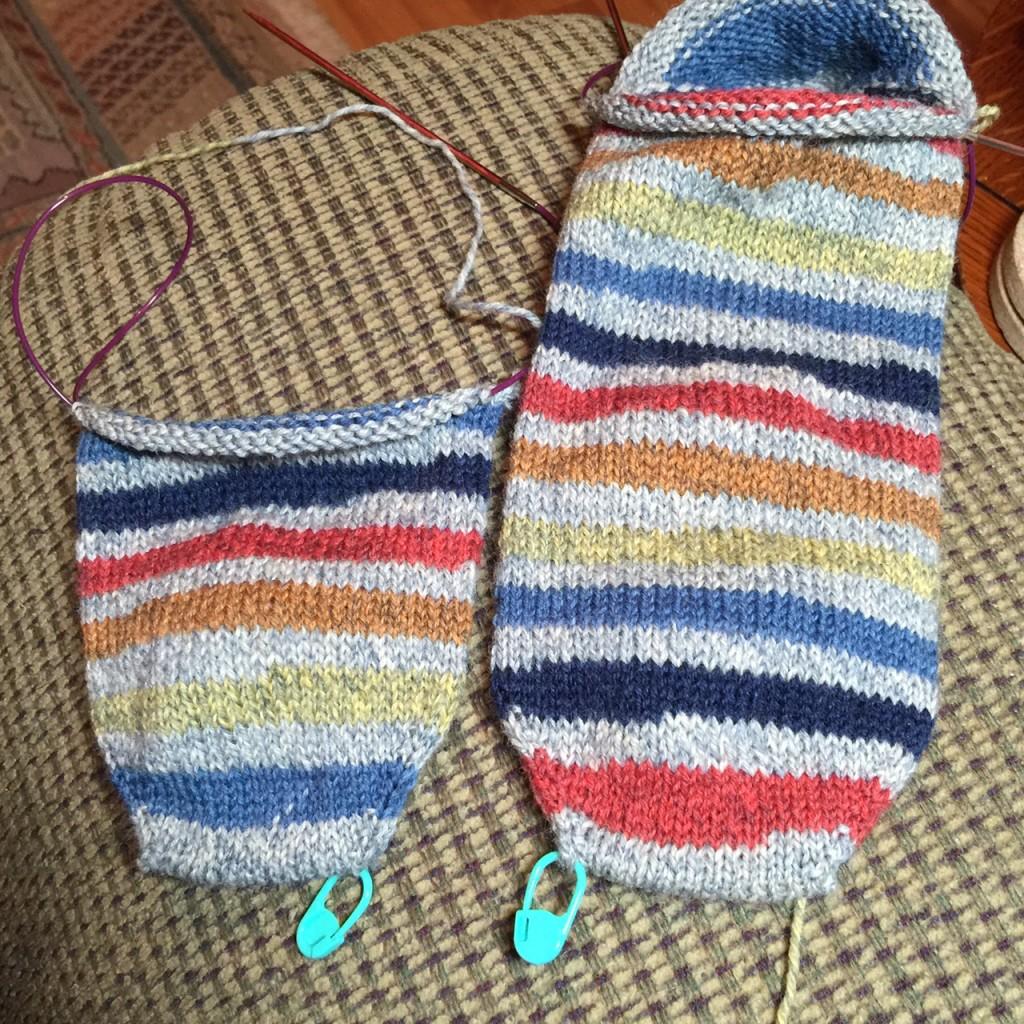 Socks - Patons Kroy