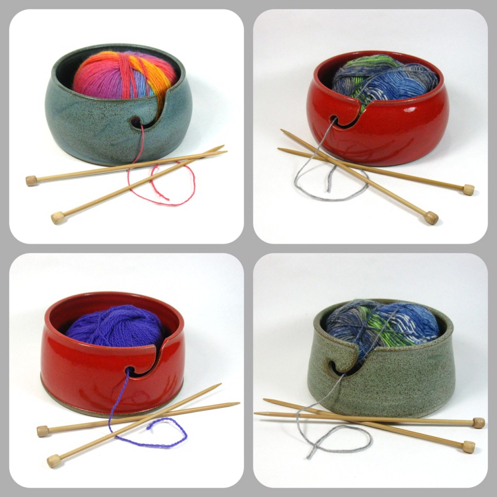 Yarn Bowl Collage 2